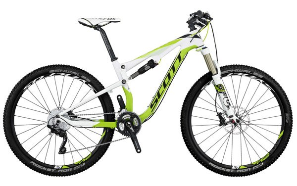 Buy 2014 Scott Contessa Spark 700 RC Mountain Bike