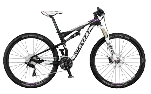 2014 Scott Contessa Spark 700 Mountain Bike