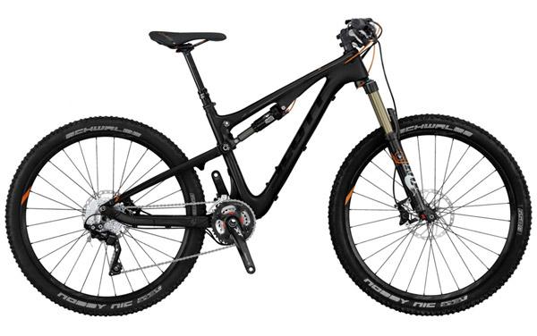 Buy 2014 Scott Contessa Genius 700 Mountain Bike