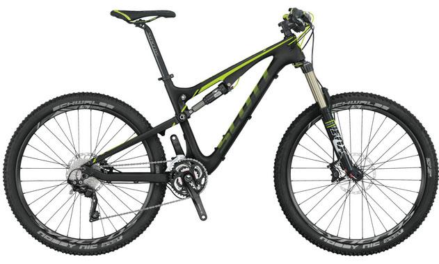 Buy 2014 Scott Genius 720 Mountain Bike