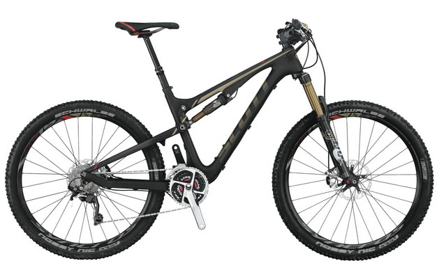 2014 Scott Genius 700 Premium Mountain Bike