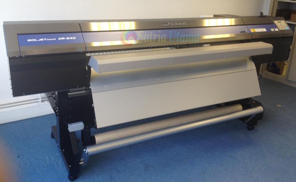 Buy Roland SOLJET Pro 4 XR-640 Large Format Color Printer/Cutter