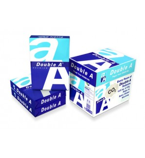 Buy DOUBLE A COPY PAPER A4 80GSM ,75GSM,70GSM