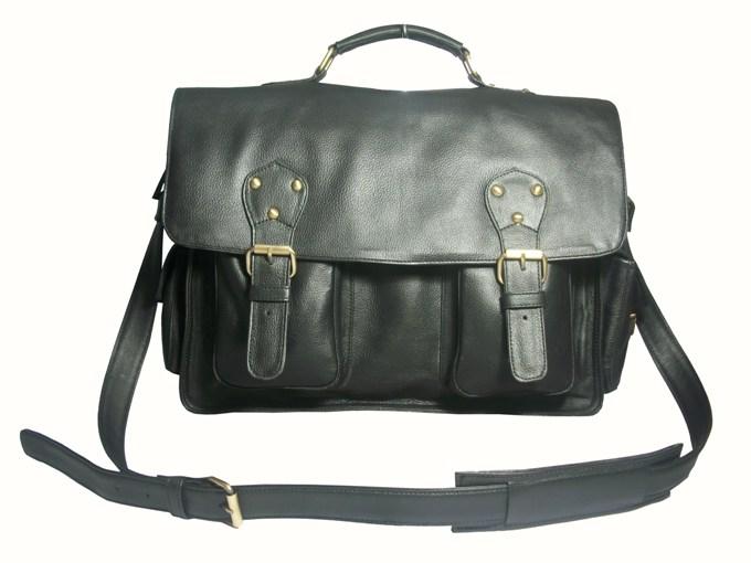 Buy Dellano Briefcase on Black