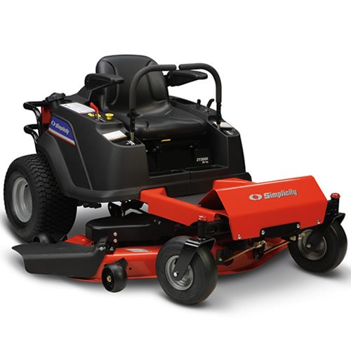 Buy Simplicity ZT2652 (52) 26HP Zero Turn Mower (ZT2000)