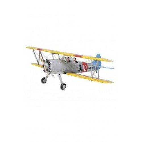 "Buy Great Planes PT-17 Military Stearman ARF .91-1.2,71.5"" GPMA1349"