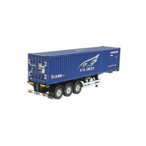 Buy Tamiya 1/14 40ft Container Semi-Trailer (NYK) TAM56330