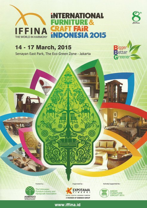 Buy International Furniture & Craft Fair (IFFINA) 2015