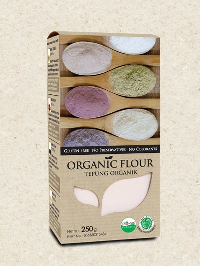 Buy Organic Flour