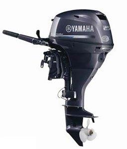 Buy Yamaha F25SMHA Outboard Motor