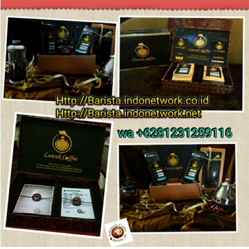 Buy Luwak Coffee Premium Gift Box