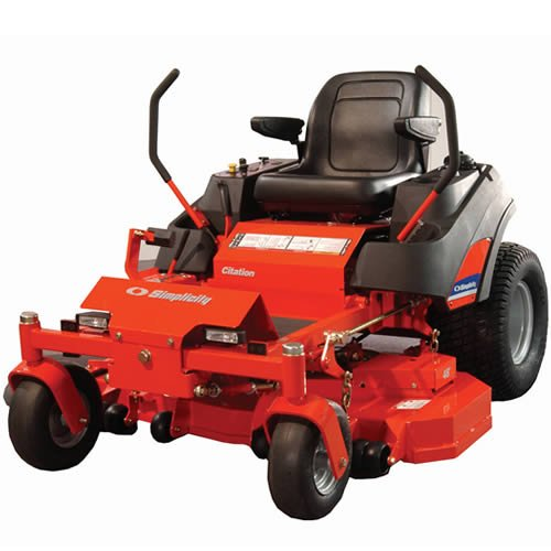 Buy Simplicity Citation (52) 25HP Kawasaki Zero Turn Mower
