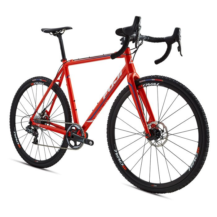 Buy 2015 - Fuji Cross 1.1 Disc Cyclocross Bike