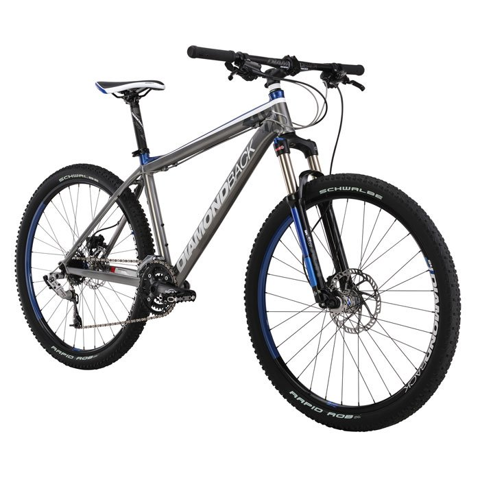 "Buy 2015 - Diamondback Axis Sport 27.5"" Mountain Bike"