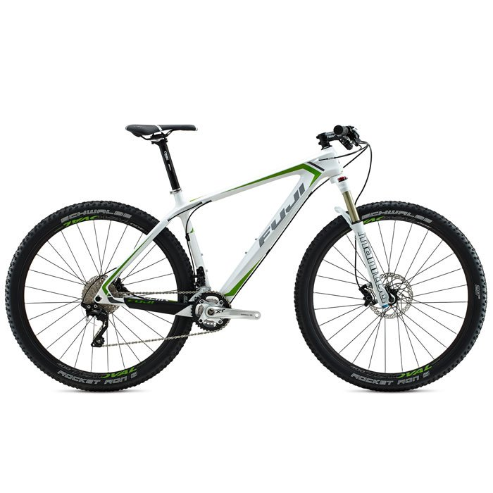 2015 - Fuji SLM 29 2.1 Disc 29er Mountain Bike