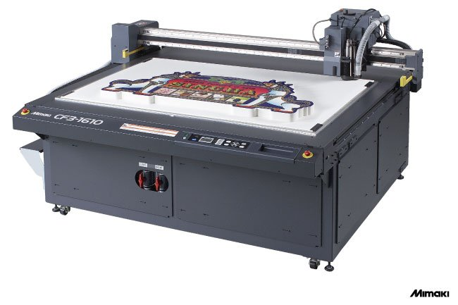 Buy MIMAKI CF3-1610 FLATBED CUTTER