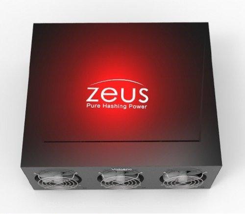 Buy ZeusMiner VOLCANO 300Mh/s