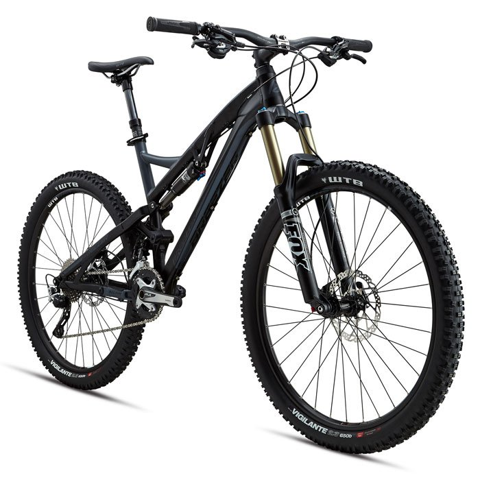 "2015 Breezer Repack Pro 27.5"" Mountain Bike"