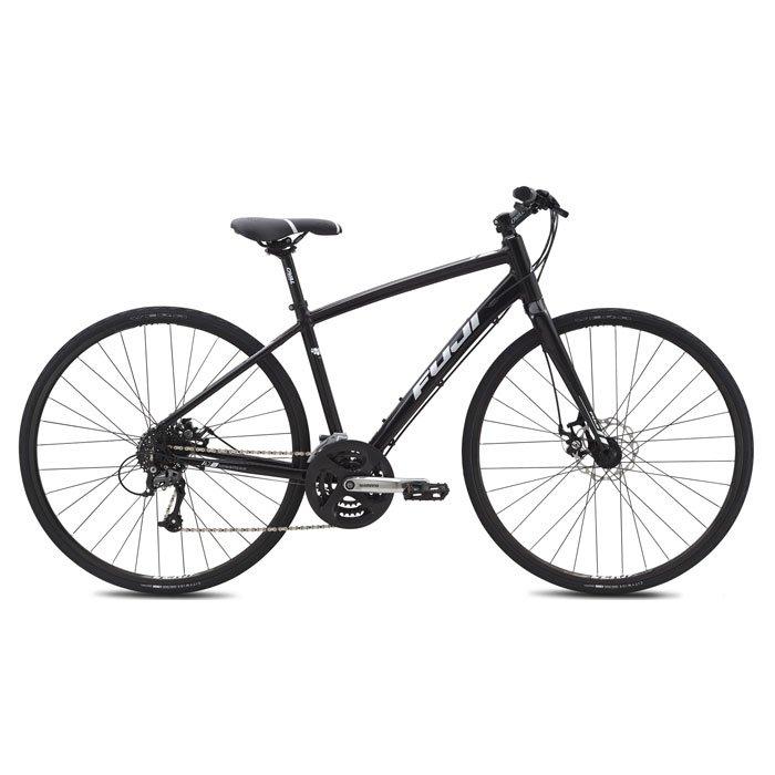 Buy 2015 Fuji Silhouette 1.7 Disc Women's Flat Bar Road Bike