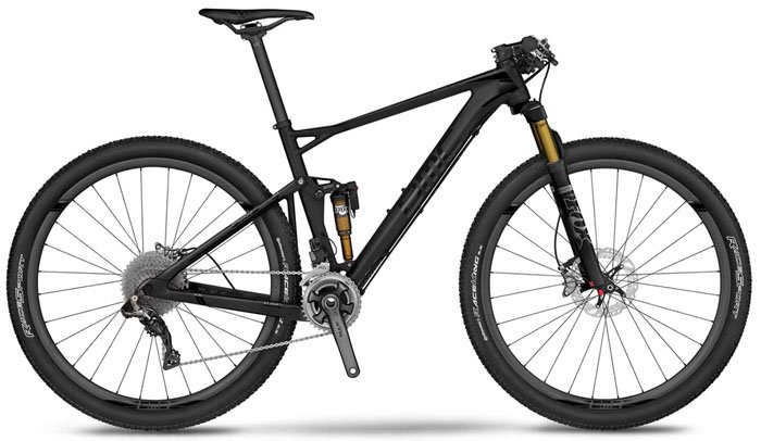 Buy 2016 BMC FourStroke 01 XTR Di2 Mountain Bike (AXARACYCLES)