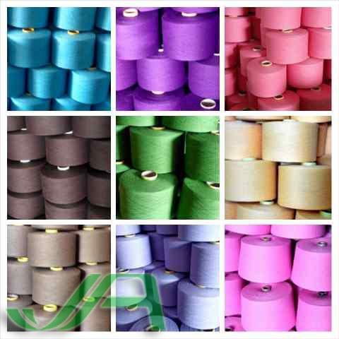 Buy Open End Coloured Yarn