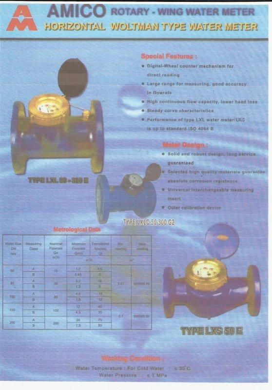 Buy Amico Water Meter