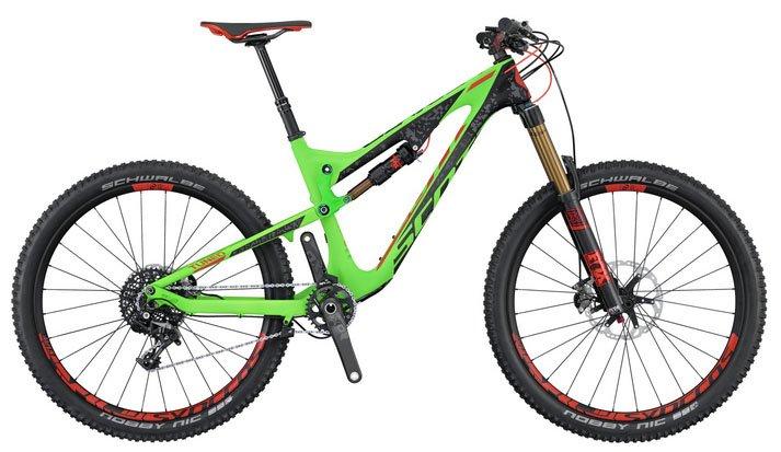 Buy Tuned Mountain Bike 2016 Scott Genius LT 700 2016