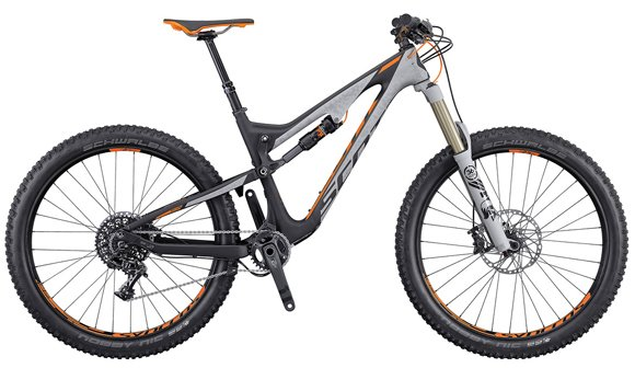 Buy Mountain Bike Scott Genius LT 710 Plus 2016