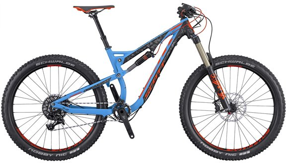 Buy Mountain Bike Scott Genius LT 720 Plus 2016