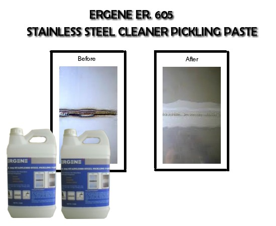 Buy ERGENE ER.605 Stainless Pickling Paste
