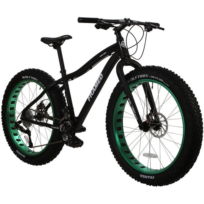 Buy Fat Bike 2016 Framed Wolftrax SRAM X5 2x10