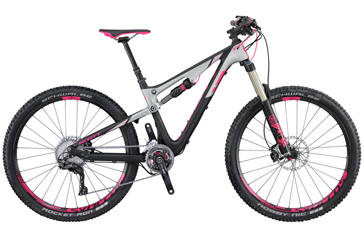 Buy 2016 Scott Contessa Genius 700 Mountain Bike