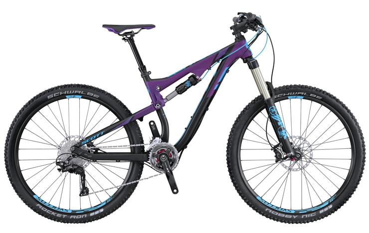 Buy 2016 Scott Contessa Genius 710 Mountain Bike