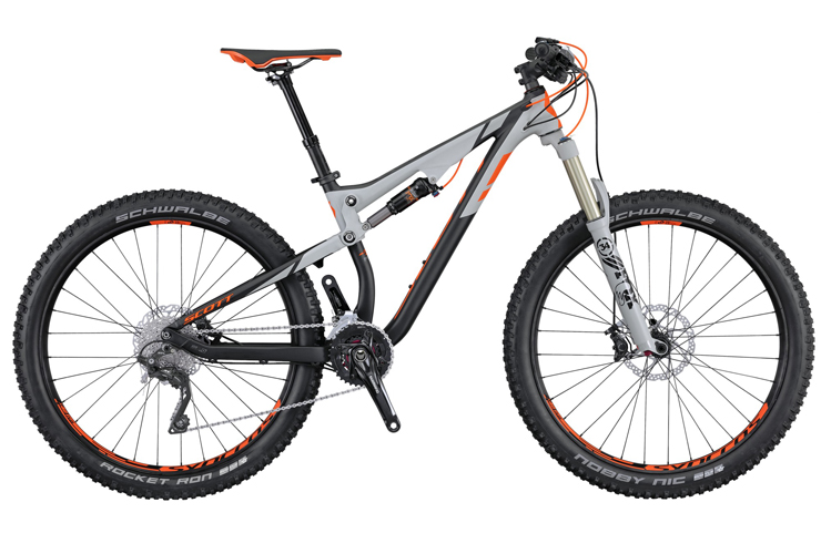 Buy 2016 Scott Genius 720 Plus Mountain Bike
