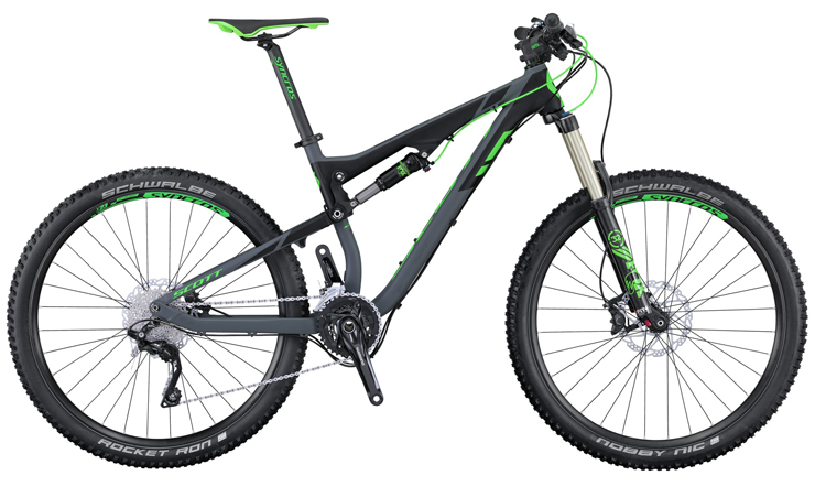 Buy 2016 Scott Genius 740 Mountain Bike