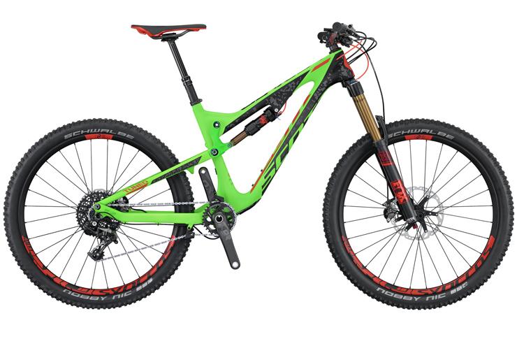 Buy 2016 Scott Genius LT 700 Tuned Mountain Bike