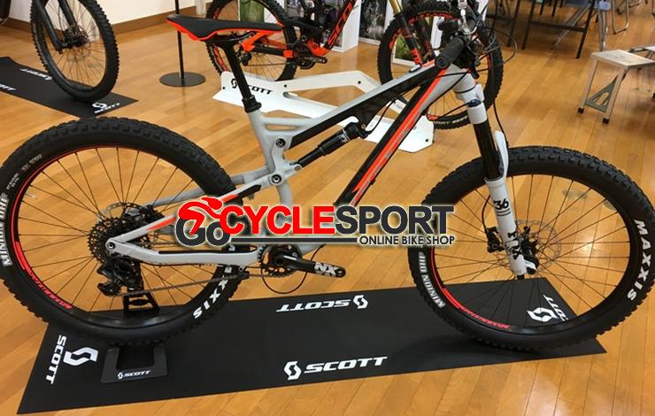 Buy 2017 Scott Genius LT 720 Plus Mountain Bike (GOCYCLESPORT)
