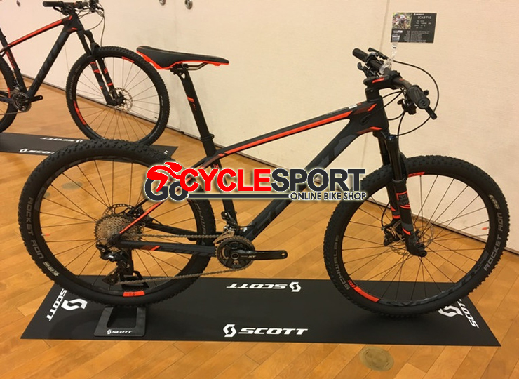 Buy 2017 Scott Scale 710 Mountain Bike (GOCYCLESPORT)