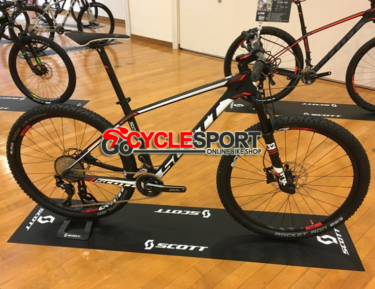 Buy 2017 Scott Scale 720 Mountain Bike (GOCYCLESPORT)