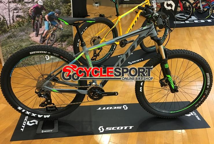 Buy 2017 Scott Scale 720 Plus Mountain Bike (GOCYCLESPORT)