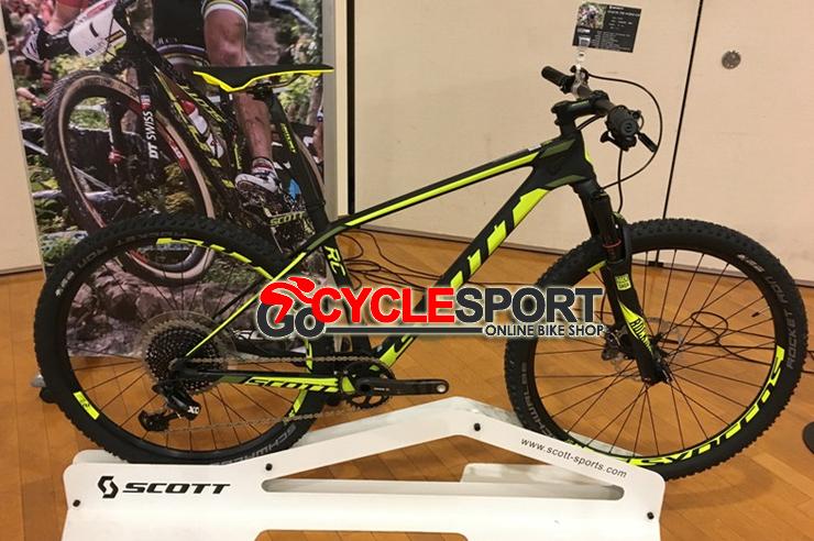 Buy 2017 Scott Scale RC 700 World Cup Mountain Bike
