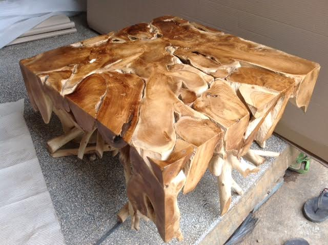Buy Teak Root Coffee Table