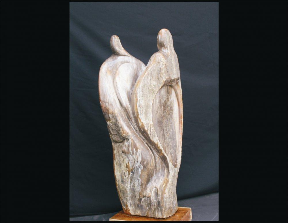 Buy Petrified Wood Sculpture