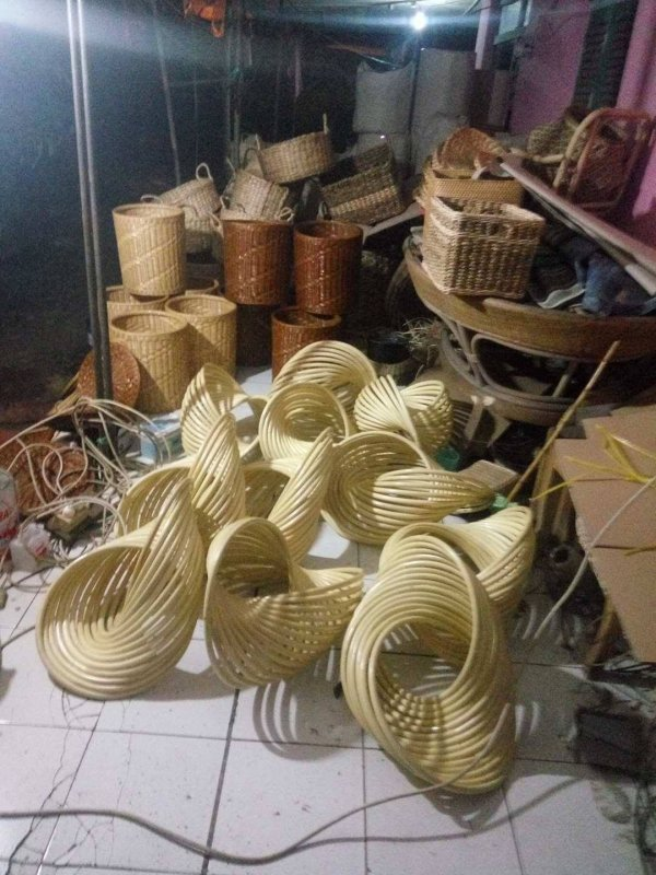 Buy Accessories rattan Basket
