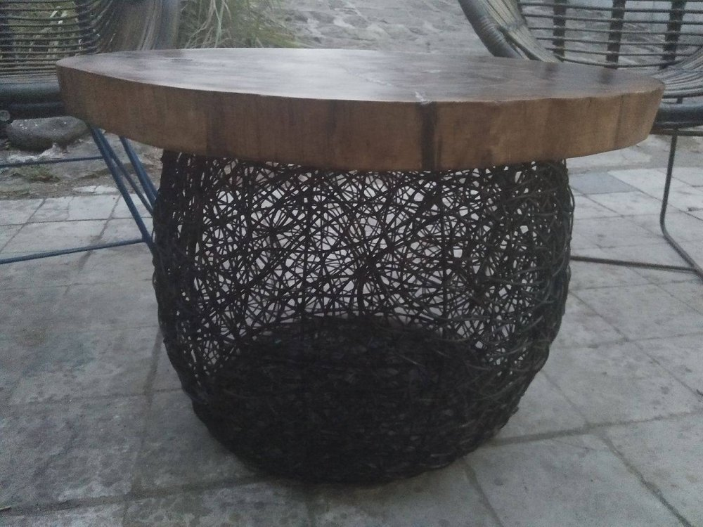 Buy Base Basket Coffee Table
