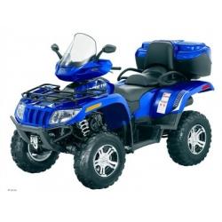 Buy 2011 Arctic Cat TRV 1000 Cruiser ATV