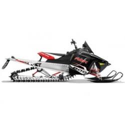 Buy 2012 Polaris 800 PRO-RMK 163 Snowmobile