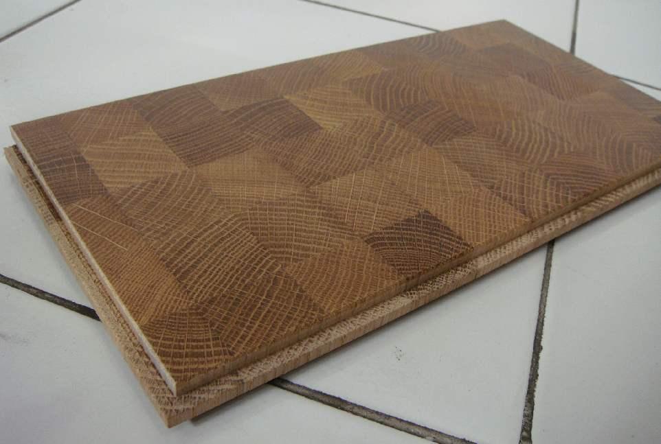 Buy White Oak Chess Laminate Wood Flooring T&G