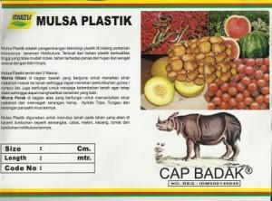 Buy Mulsa plastik Cap Badak