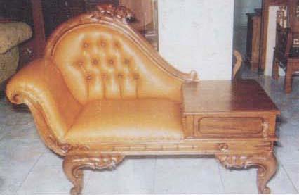 Buy Sofa meja Telpon Mawar